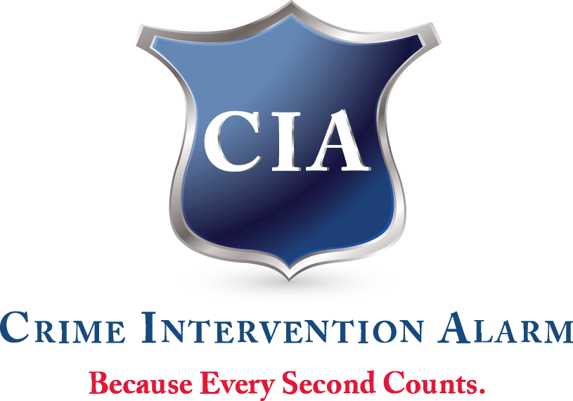 Crime Intervention Alarm Company Logo