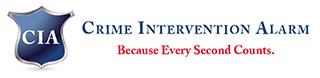 Crime Intervention Alarm Logo